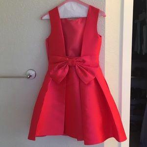 Kate Spade ♠️ Open Back Silk Mini Dress